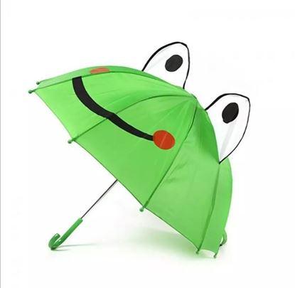 Picture of Colurfull kids Umbrella For Mini Size