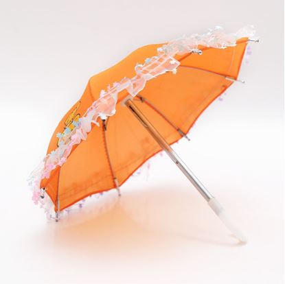 Picture of Polyester Kids Umbrella Yellow