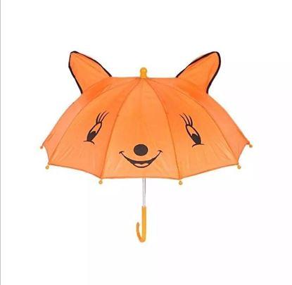 Picture of Colurfull Kids Umbrella - Orange