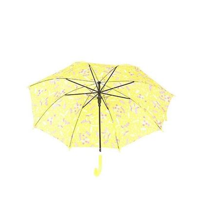 Picture of Metal and Polyester Fashionable Umbrella For Kids  Yellow