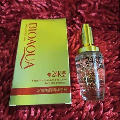 Picture of Bioaqua 24K_Gold Serum - 30ml