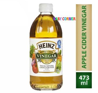 Picture of HEINZ Apple cider Vinegar 473 ml (USA)
