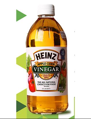 Picture of Apple Cider Vinegar-473 ml (Glass Bottle)