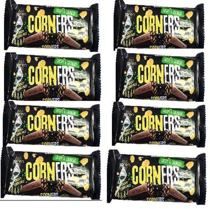 Picture of Toren Classic Corners Compound Chocolate 8 pcs - 52g each