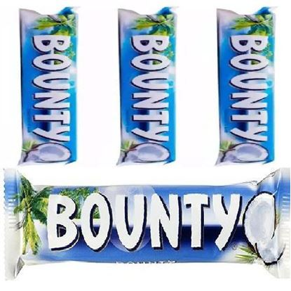 Picture of Bounty Chocolate 4 Pcs - 57g Each