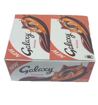 Picture of Galaxy Orange 24pcs Box -864gm