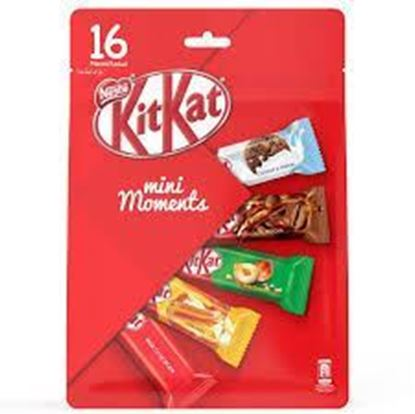 Picture of Kit Kat mini moments 16 pc's Pack -272 gm