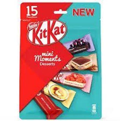Picture of Kit Kat mini moments Dessert 15 pc's Pack - 272 gm