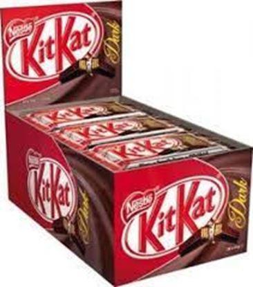 Picture of Kit Kat Dark 4 Finger  24pcs Box - 996gm