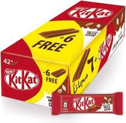 Picture of Kit Kat 2 Finger  42pcs Box