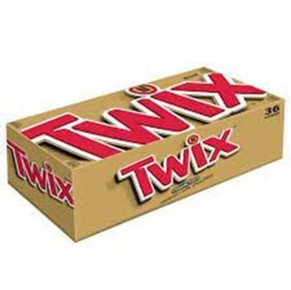Picture of Twix Bar √40pcs Box - 1000gm