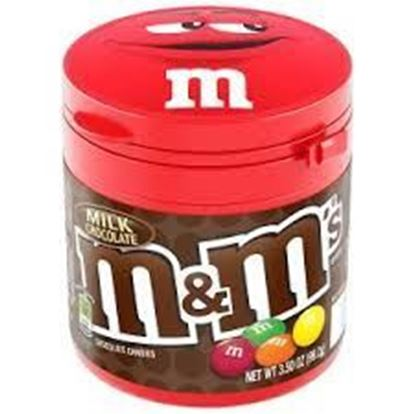 Picture of M&M's Chocolate Jar √Weight: 100 gm